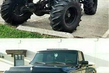My types of trucks
