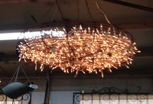 DIY Chandelier / by meghan