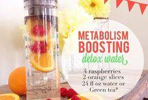 metabolisme  drankies
