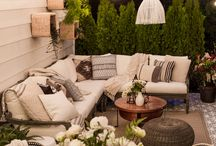 Home Inspiration - garden / outdoor area