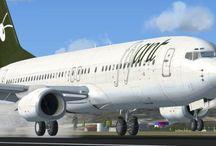 SimRepaints / Texturar y repaints gratuitos para tus aerolineas o aviones favoritos de flight Simulator