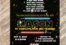 Jedi Training Party