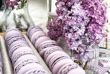 Rustic Lavender Wedding
