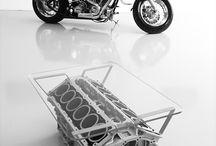 Garage Inspiration / by Bryan Rasch