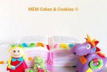 Tarta Libro / www.memcakesandcookies.com