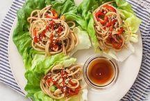 ASIAN FOOD RECIPES / by Paul Hardman