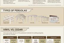 pergolas-outdoor furniture