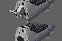 Concept Art Shuttle