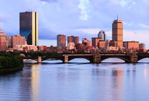 Boston, Massachusetts / One of the most patriotic cities in America. Home of the Red Sox, the Celtics and the Bruins.