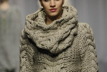 cable, chunky sweater