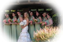 Bridal and Wedding Hair @ Mylinda Renay Colleyville,  Texas / Spring 2013