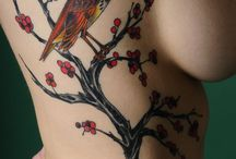 tatoos / by Hollie Speasl Pickert
