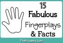 Preschool/Sing / Music, movement, finger plays