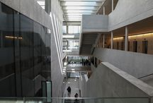 Schools and University / A collection of buildings and interior spaces about University and Schools