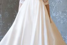 Customize your wedding gown