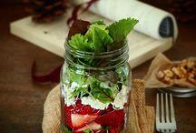 jar salad and more