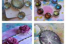 Super Sparkly Doodlebum Jewellery