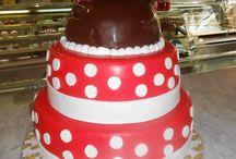 Minnie cake ideas by Tzoukas Zaxaroplasteio