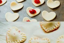 Valentine's Day sweet foods / Everything to make Valetine's Day as sweet as I can