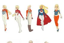 va.drawing.comics.supergirl