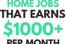 Work From Home Jobs / Make money without leaving the comfort of your home with these work-from-home jobs.