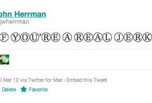 Cool tweets