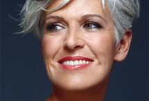 Over 50s styles / Hairstyles got fabulous women over the age of 50