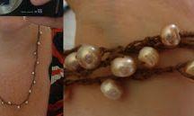 crochet tutorials jewellery