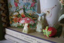 MUSHROOM MADNESS / wild mushrooms, mushroom art, ceramic mushrooms, red mushrooms