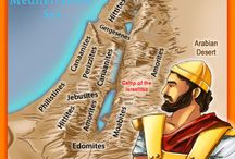 biblicke mapy