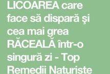 medicament pt raceala