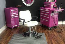 Salon Ideas / by Kristin McGuire