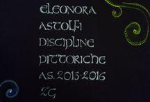 Eleonora Astolfi 2G- Discipline Pittoriche- Liceo Artistico Caravaggio-Milano