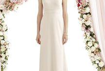 Allo bridesmaid dresses / by Julie Anne