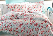 Luxury Printed Bed Linens!