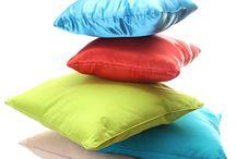 Yastık Modası / Renkli Yastıklar