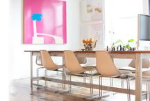 Living rm/Dining rm / by Janice Rivera-Klein