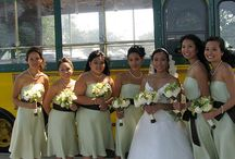 Lovely Bridesmaids Bouquets