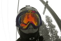 """freeskiing / """"you can't buy happiness but you can buy freeskis and that's pretty close"""" / by joel künzli"""