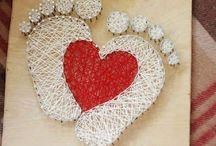 Quilling Art et String Art