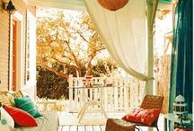 Uteplats/veranda