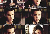 Kai / I love Kai ! I used to hate everyone and love Damon , and then Kai came and I hated everyone except for Damon and Kai and Kai died and I love only Kai . 7th s ❎