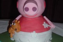 Poppies peppa pig party