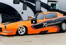 drag / funny car