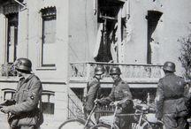 Foto utrechtseweg 1944