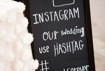 Wedding: Backdrops & Guest sign in