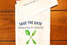 Save the Date, Zaproszenia, Podziękowania
