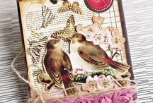 Scrapbooking / Layouts and mini albums / by Cheryl Rodda