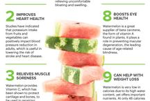 health benefits with watermelon