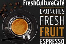 Fresh Fruit Espresso